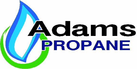 Adams Propane Logo