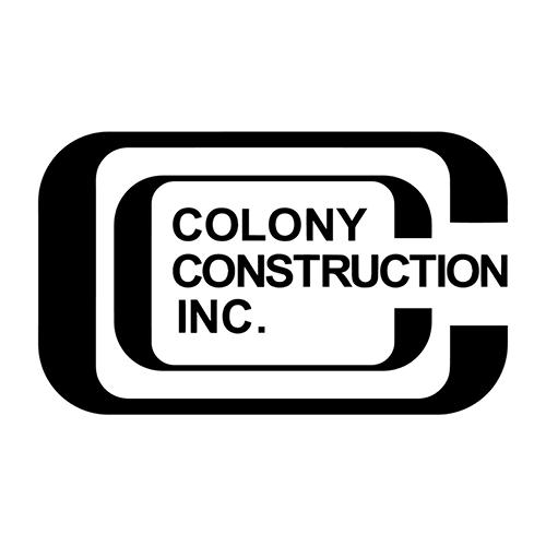 Colony Construction Logo